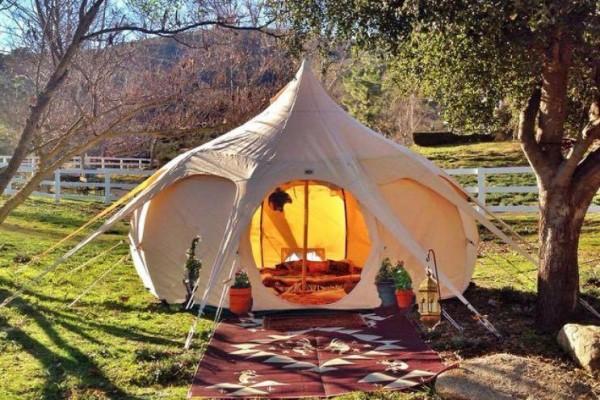 5 tiendas de campa a de lujo que puedes comprar por poco - Camping de lujo en espana ...