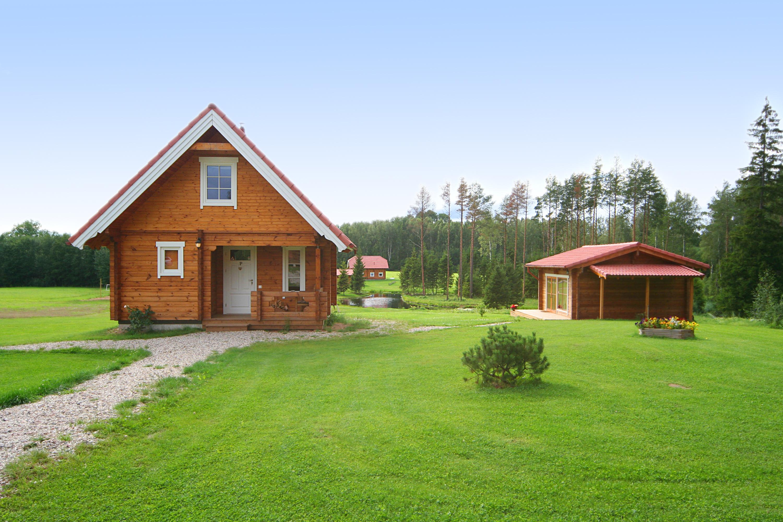 Vivir en una casa de madera viviendu blog - Casaa de madera ...