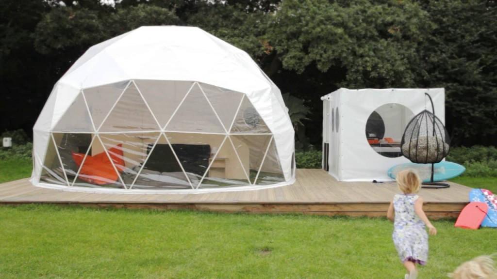 Top 10 alojamientos glamping en espa a viviendu blog - Camping de lujo en espana ...