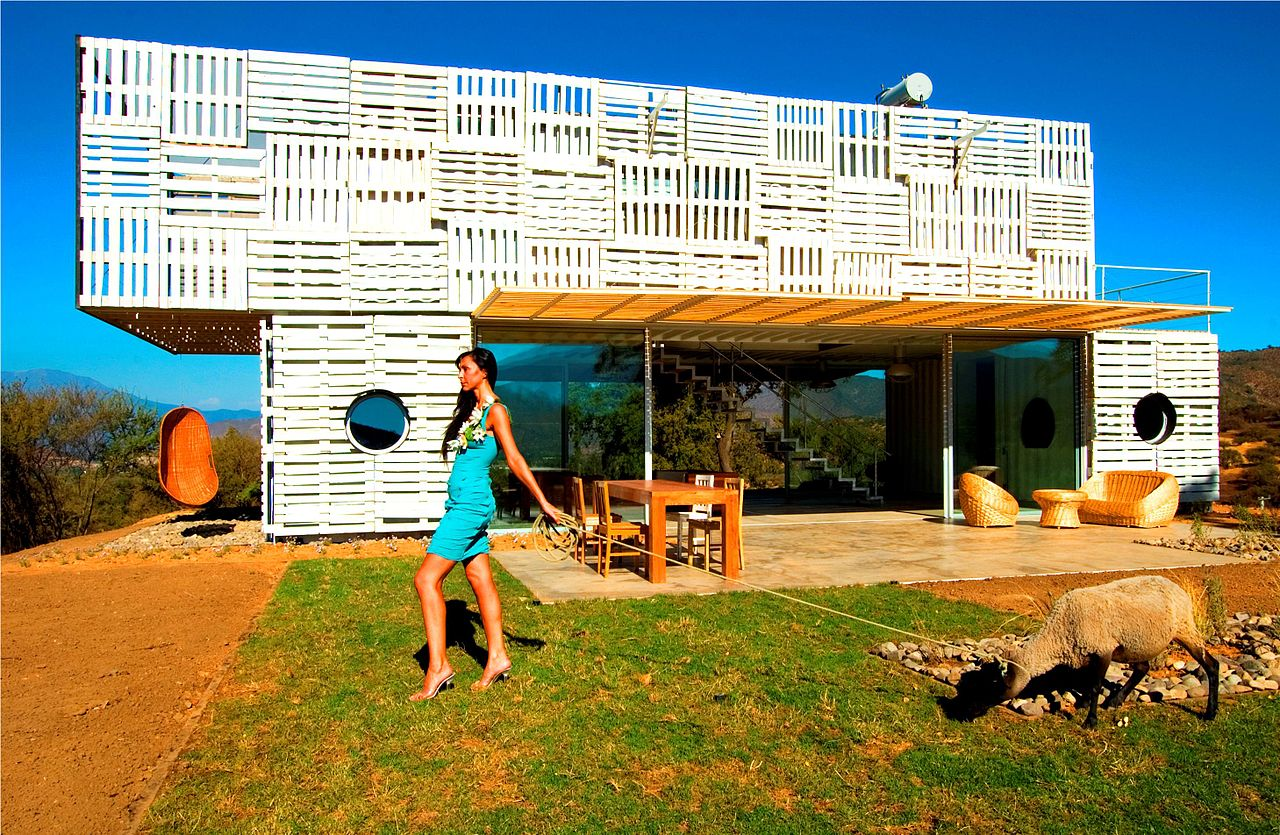 Construir Viviendas Con Contenedores Maritimos Viviendu Blog - Casas-en-contenedores-marinos