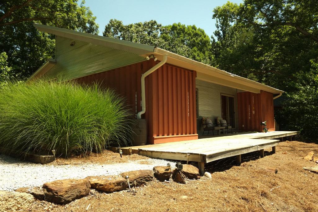 Construir viviendas con contenedores mar timos viviendu blog - Casa con contenedores maritimos ...