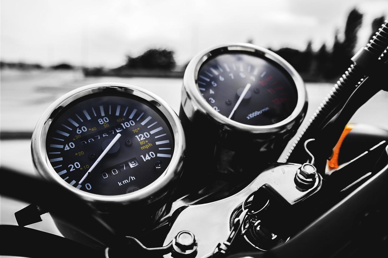 camping moto