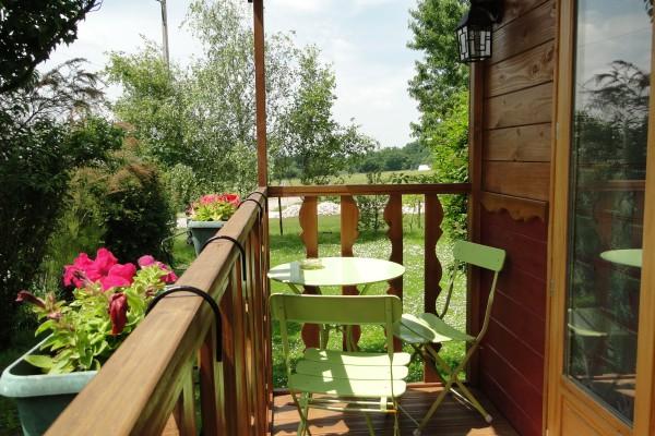Glamping viviendu for Oferta cabanas de madera