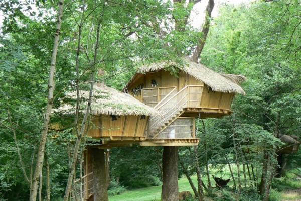 Caba as de madera en madera siglo xxi casas naturales for Cabanas madera baratas
