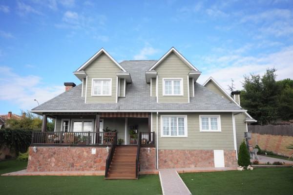 Casas americanas viviendu - Casas prefabricadas canexel ...