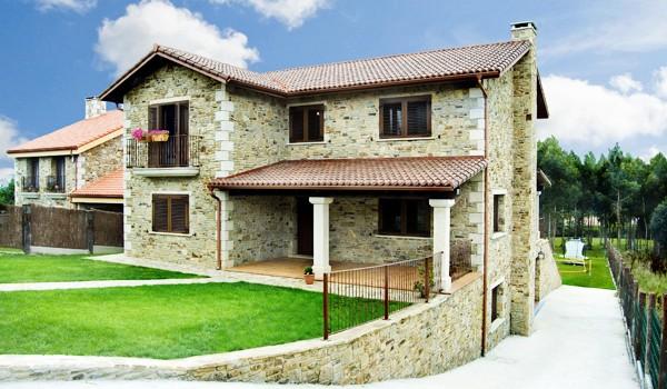 Casas incre bles en tu casa de piedra viviendu - Casas de piedra ...