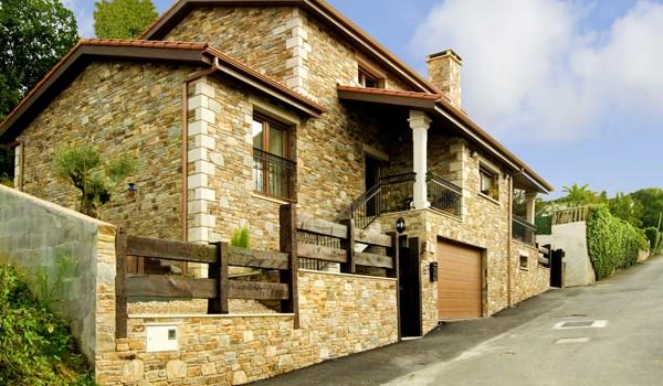 Casas de piedra viviendu - Casas ecologicas en espana ...