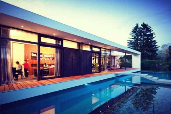 Casas modulares en acero modular viviendu - Acero modular precios ...