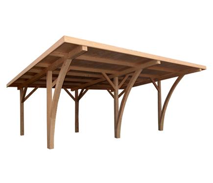 P rgolas porches y cenadores en leroy merlin viviendu for Casas de madera jardin leroy merlin