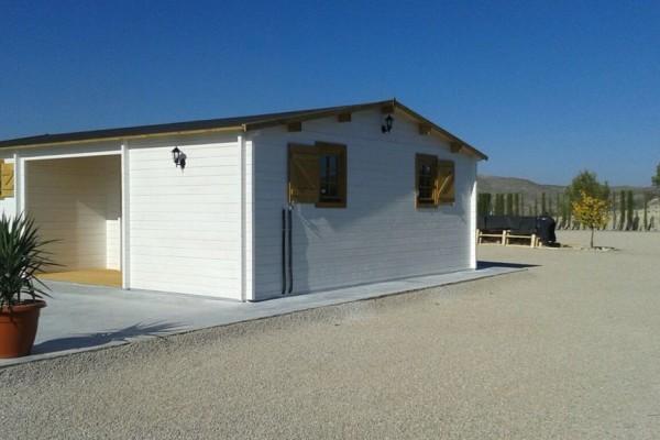 Casas de madera 15 casas baratas y de calidad donacasa - Casas prefabricadas opiniones ...