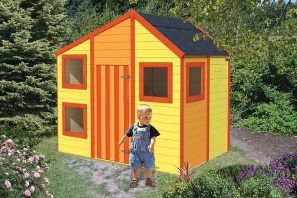 Caba as de madera en donacasa viviendu - Construir caseta de madera ...