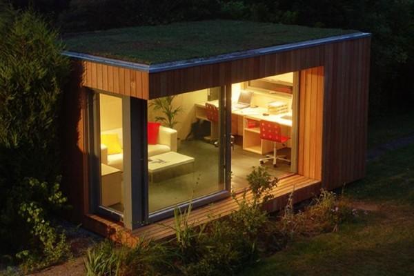 Caba as de madera en arquitectura inteligente 10 viviendu for Cobertizos prefabricados