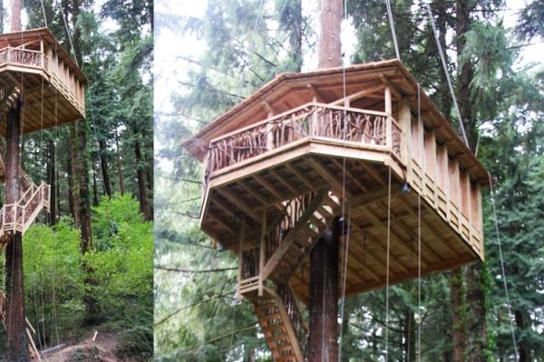Caba as de madera viviendu - Fotos de bungalows de madera ...