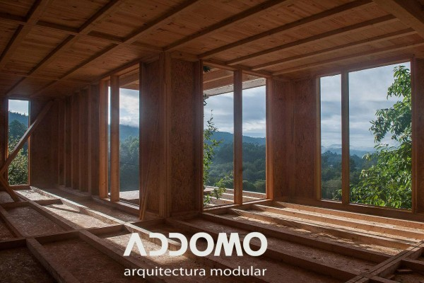 Casas modulares mera
