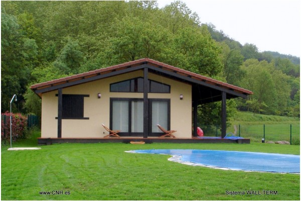 Casas de madera en canadian nordic house viviendu - Casas ecologicas en espana ...