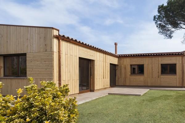 Casas ecol gicas en papik cases passives viviendu - Construccion de casas ecologicas ...