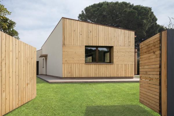 Casas ecol gicas en papik cases passives viviendu - Casas prefabricadas sostenibles ...