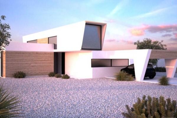 Casas modulares en fhs casas prefabricadas viviendu for Casas de hormigon precios y fotos