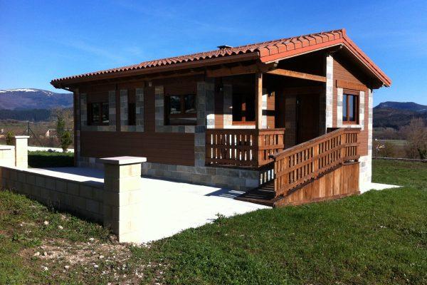 Casas modulares baratas viviendu - Casas de madera en galicia baratas ...