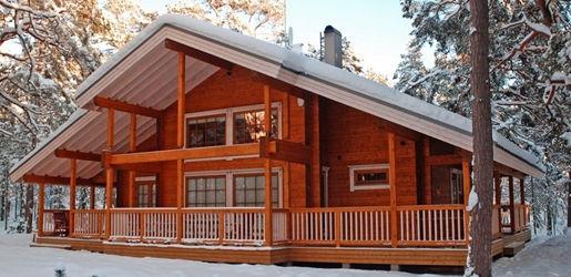 Casas de madera en casas de madera econ micas viviendu - Casas madera economicas ...