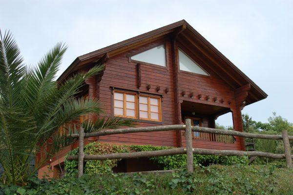 Casas de madera viviendu - Chalet de madera ...
