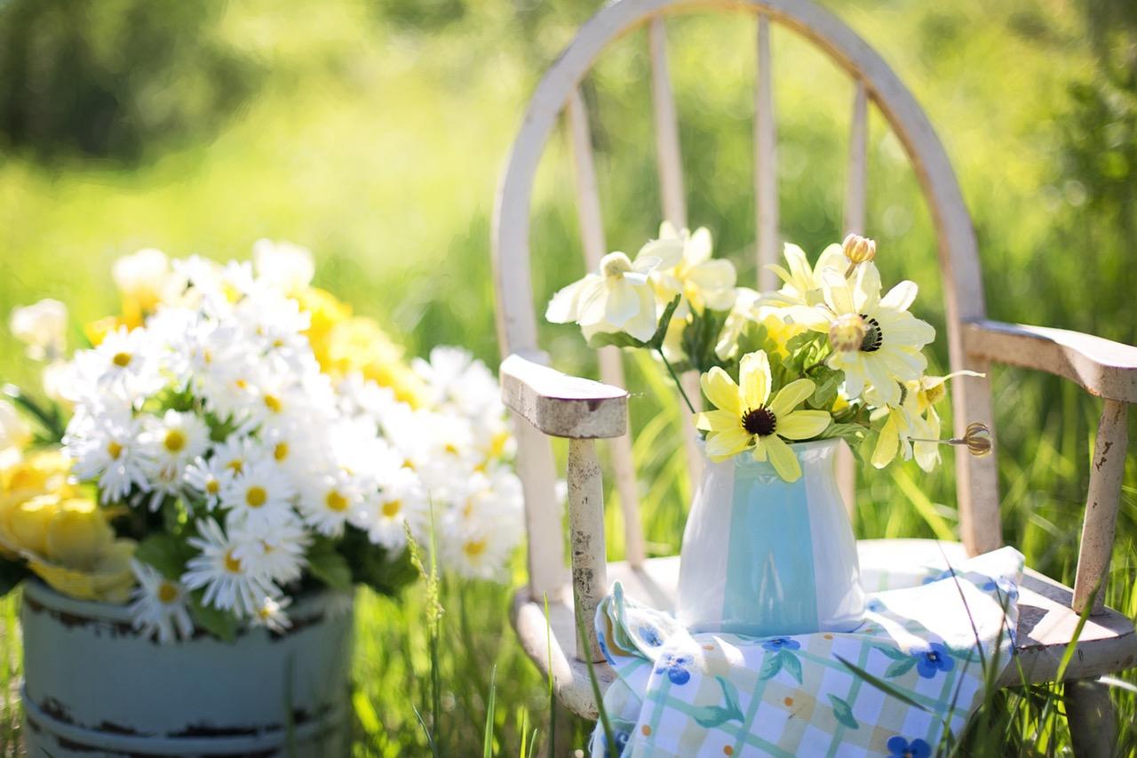glamping jardin