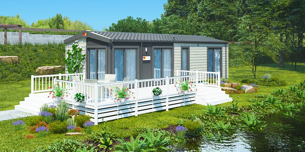 6 casas m viles para alquilar como vivienda tur stica viviendu blog - Casas de moviles ...