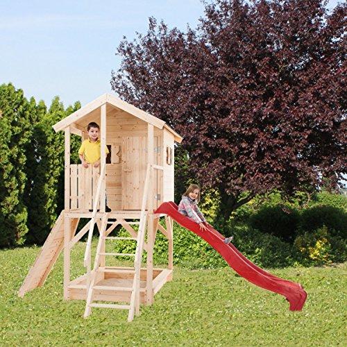 7 casetas de madera para ni os muy divertidas viviendu blog - Casetas para ninos ...