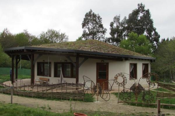 Casas ecológicas en Bioedif 2454