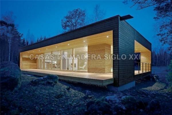 Casas de madera en Madera Siglo XXI – Casas Naturales 2596