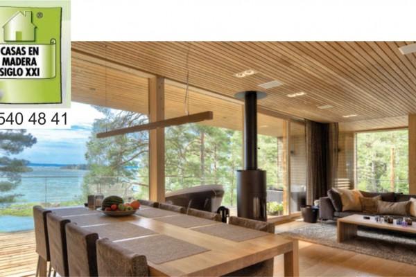 Casas de madera en Madera Siglo XXI – Casas Naturales 2587