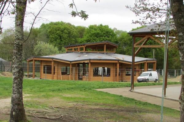 Casas ecológicas en Bioedif 2456