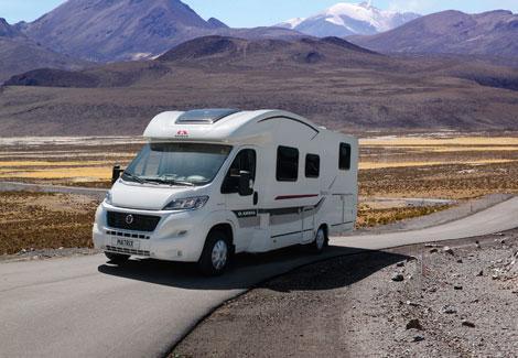 Autocaravanas en Adria Mobil 980