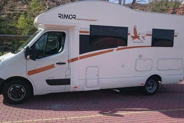 Autocaravanas en Autocaravanas Tenerife 3126