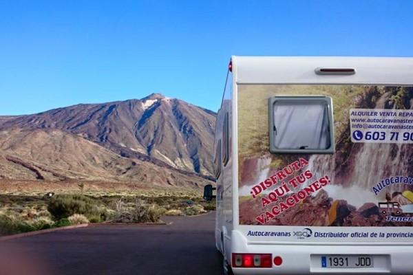 Autocaravanas en Autocaravanas Tenerife 3132