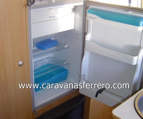 Autocaravanas en Caravanas Ferrero 3809