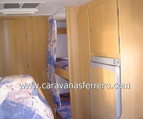 Autocaravanas en Caravanas Ferrero 3810