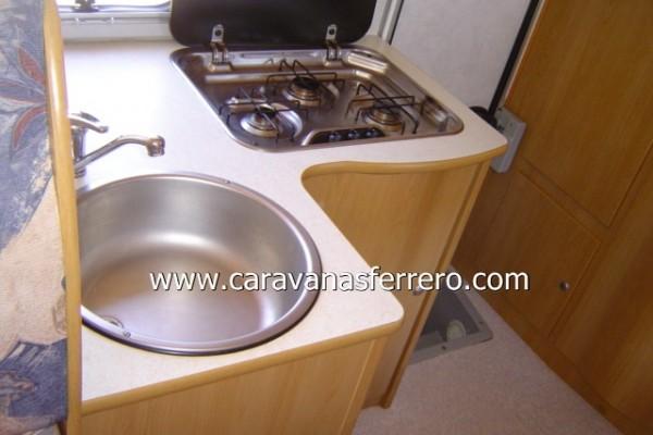 Autocaravanas en Caravanas Ferrero 3811