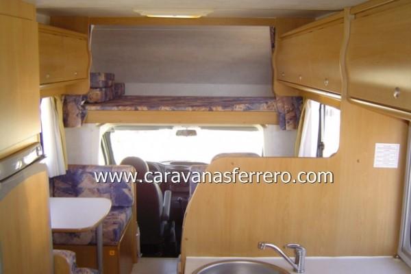 Autocaravanas en Caravanas Ferrero 3813