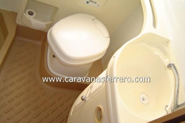 Autocaravanas en Caravanas Ferrero 3815