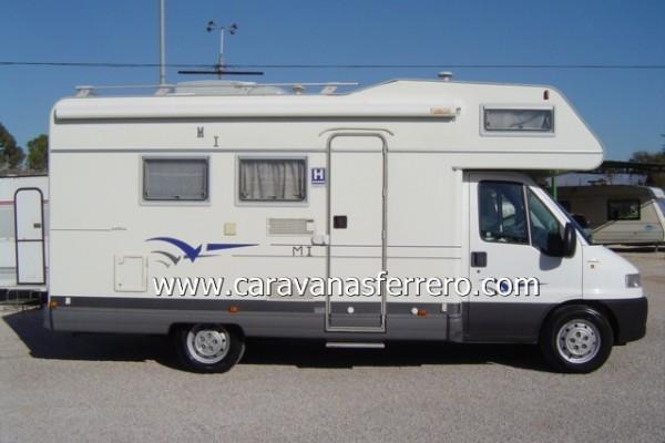 Autocaravanas en Caravanas Ferrero 3816