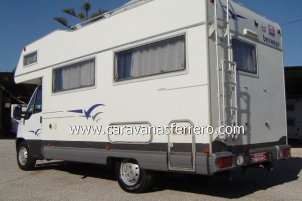 Autocaravanas en Caravanas Ferrero 3819