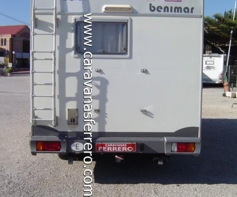 Autocaravanas en Caravanas Ferrero 3820