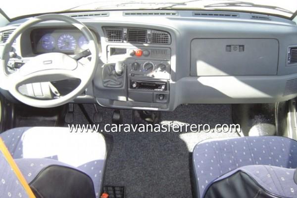 Autocaravanas en Caravanas Ferrero 3822