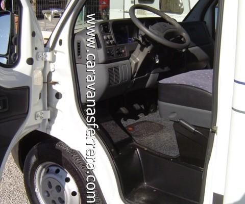 Autocaravanas en Caravanas Ferrero 3823