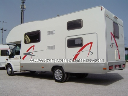 Autocaravanas en Caravanas Ferrero 3801