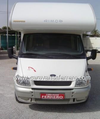 Autocaravanas en Caravanas Ferrero 3802