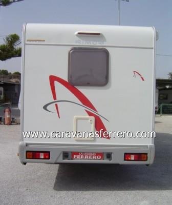 Autocaravanas en Caravanas Ferrero 3803