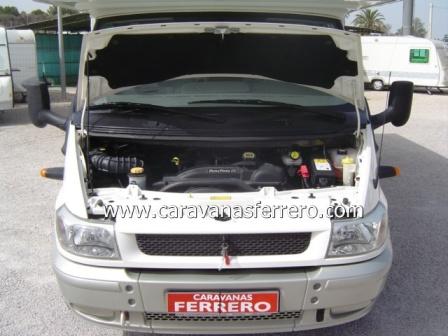 Autocaravanas en Caravanas Ferrero 3804