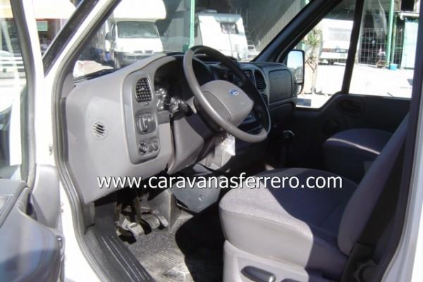 Autocaravanas en Caravanas Ferrero 3805